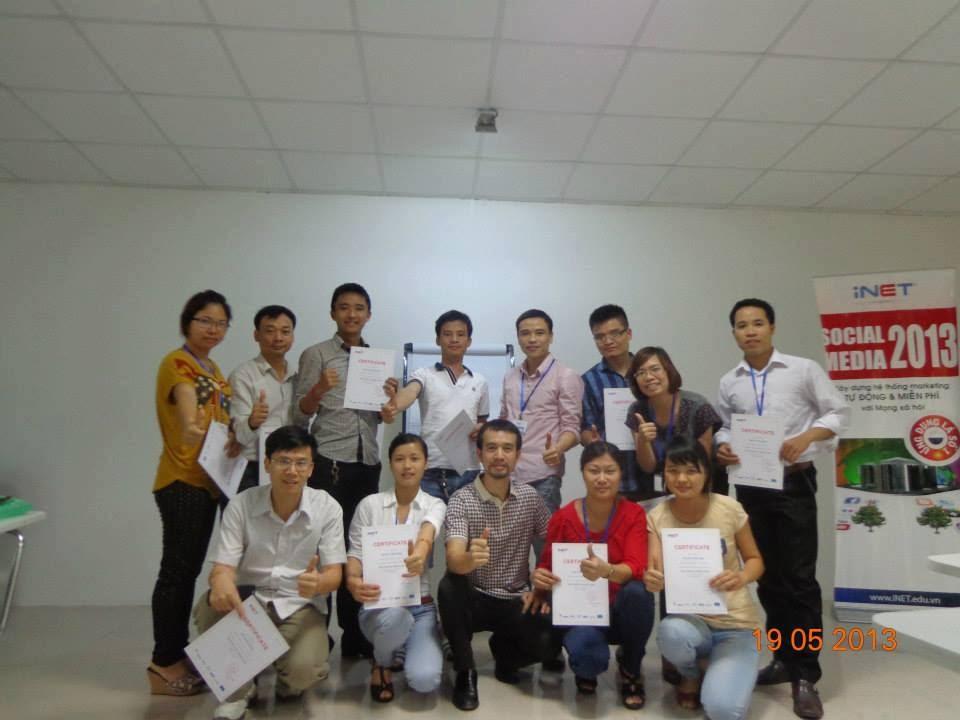 Trần Văn Ninh người ham học hỏi và chia sẻ