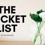 Hành trình tìm lại chính mình – The Bucket List