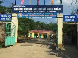 Trần Xuân Bình - Những năm tháng học trung học cơ sở