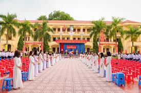 Trần Xuân Bình - Những năm tháng học trung học phổ thông