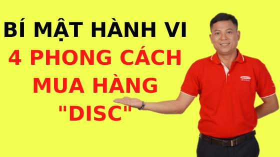 Nhận diện 4 nhóm phong cách mua hàng DISC